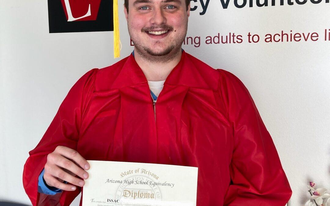 LVMC's Newest Graduate!